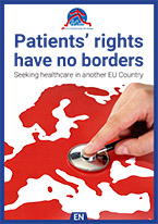 patients rights have no borders leaflets